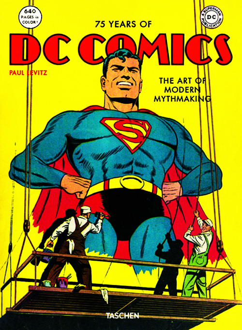 SHAPES STORE » Blog Archive » 75 Years of DC Comics Book…